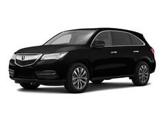 2016 Acura MDX w/Tech/AcuraWatch Plus SUV