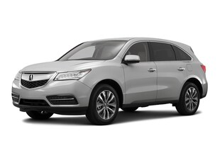 2016 Acura MDX MDX SH-AWD with Technology SUV
