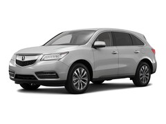 Used 2016 Acura MDX MDX SH-AWD with Technology SUV W851AA in Bentonville AR