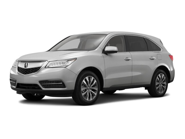 2016 Acura MDX SUV for sale in Greenwich