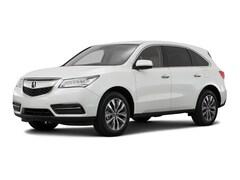 2016 Acura MDX w/Tech SH-AWD  w/Tech