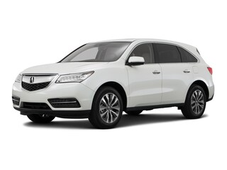 Used 2016 Acura MDX TECHNOLOGY SUV near Providence