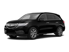 2016 Acura MDX MDX with Advance SUV