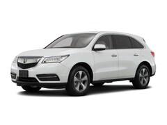 2016 Acura MDX 3.5L FWD