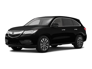 2016 Acura MDX NAV PKG 0 CLAIMS,WARRANTY,NAV,NEW TIRES ,LEATHER, 7 PASS SUV 5FRYD4H43GB505708