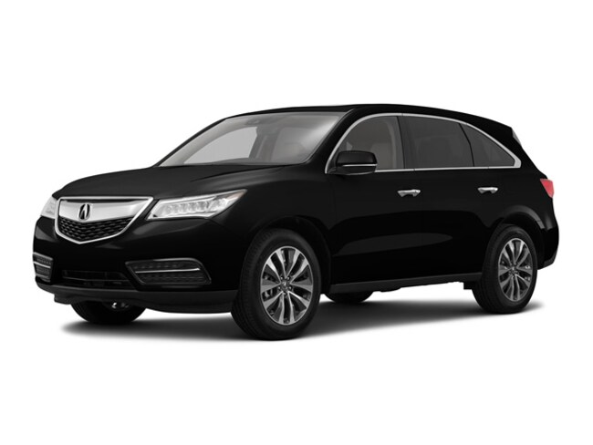 Used Acura MDX For Sale Thornhill ON - Acura rdx remote start