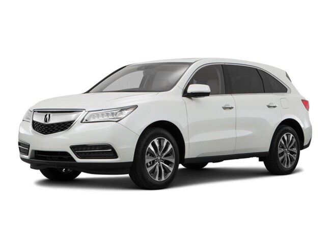 2016 Acura MDX Navi No Accident| Remote Start| Blind Spot SUV