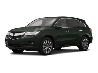 Used 2016 Acura MDX MDX with Technology SUV G2100 near Fayetteville, AR