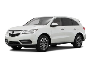2016 Acura MDX Tech Pkg SUV