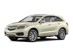 2016 Acura RDX Base w/Technology Package+ gps Sport Utility
