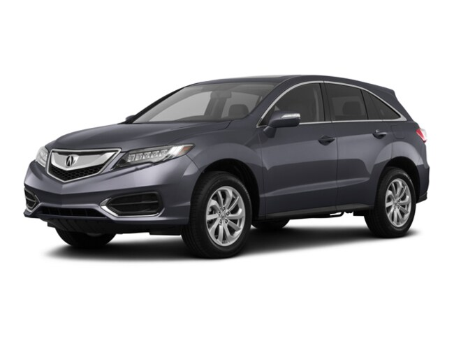 2016 Acura RDX Base w/AcuraWatch Plus Package A6 SUV