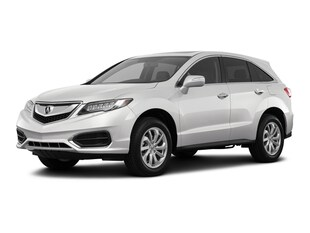 2016 Acura RDX Base w/Technology Package A6 SUV