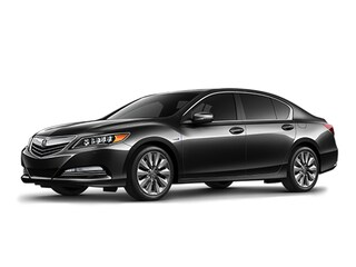 Used 2016 Acura RLX Sport Hybrid Base w/Advance Package (DCT) Sedan for sale in Reno, NV