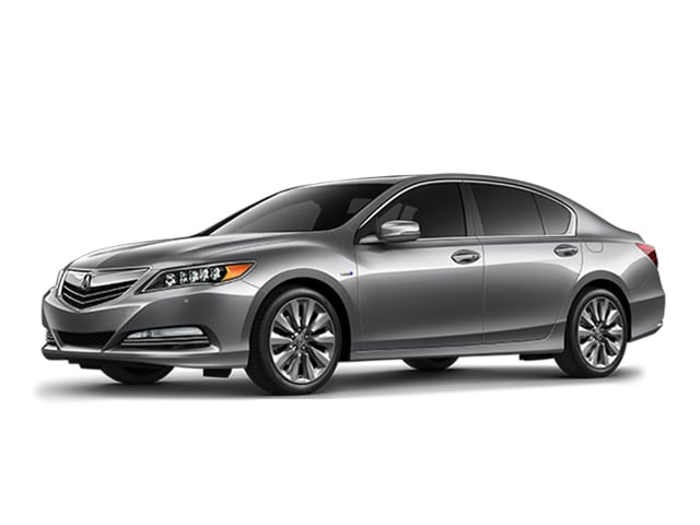 Used 2016 Acura RLX Sport Hybrid Base Sedan in Reading, PA