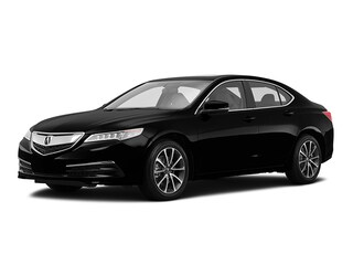 Certified Pre-Owned 2016 Acura TLX Base (DCT) Sedan for sale near you in Indianapolis, IN