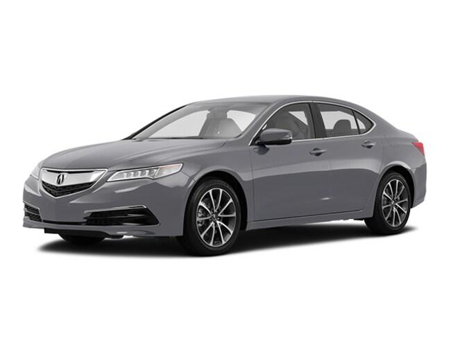 2016 Acura TLX 2.4L Sedan