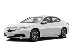 Certified Pre-owned 2016 Acura TLX Tech (DCT) Sedan for sale near you in Culver City, CA