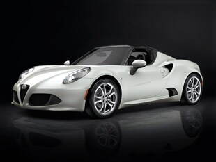 2016 Alfa Romeo 4C Base Convertible