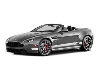 2016 Aston Martin Vantage GT GT Convertible