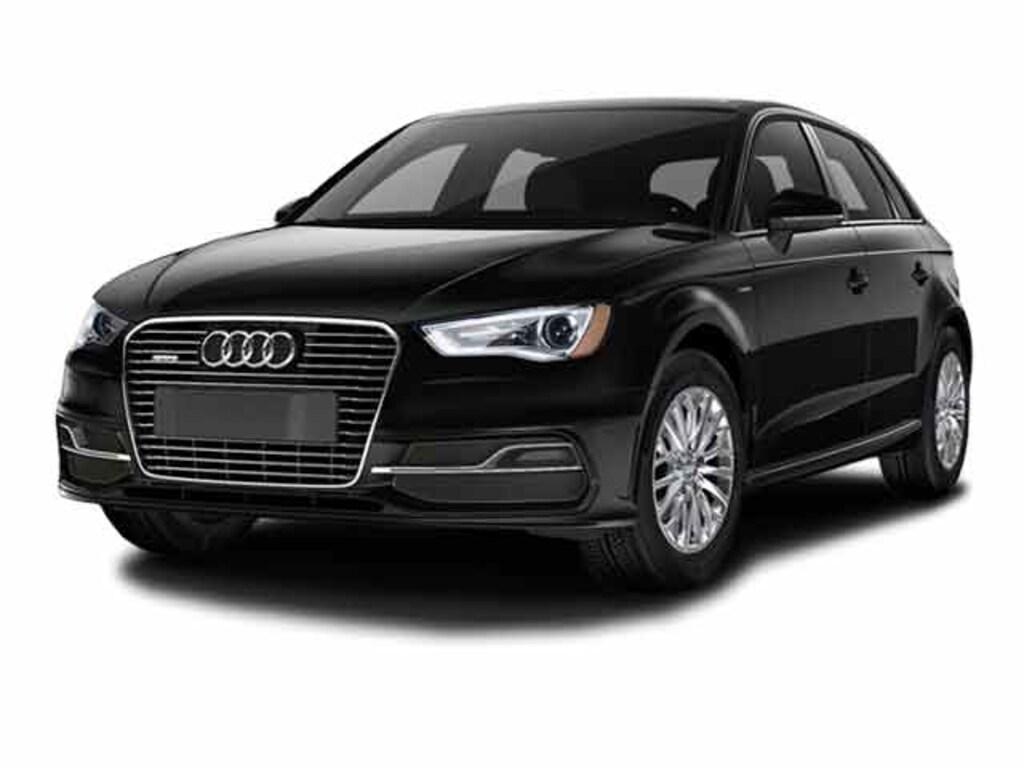 Used 2016 Audi A3 E Tron Sportback Premium Brilliant Black For Sale