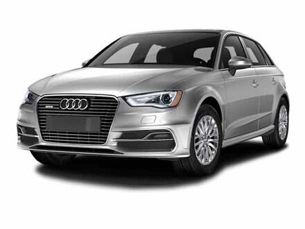 2016 Audi A3 e-tron 1.4T Premium Hatchback