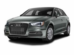 2016 Audi A3 e-tron 1.4T Premium Sportback for Sale at Volvo Cars Palo Alto