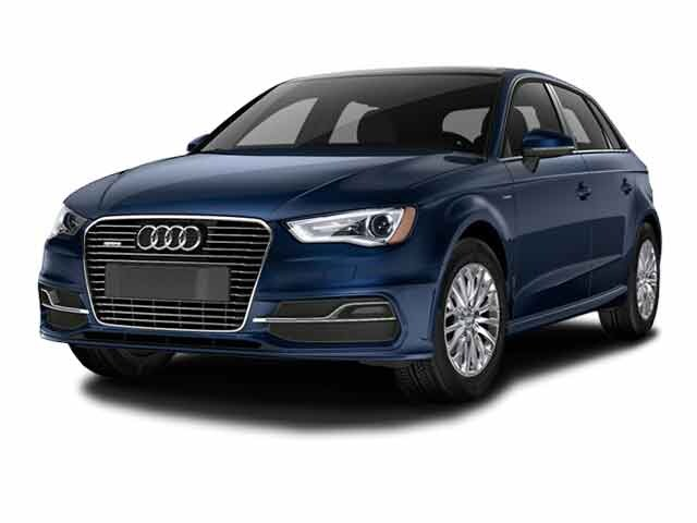 Used 2016 Audi A3 E Tron For Sale Bellingham Wa Vin