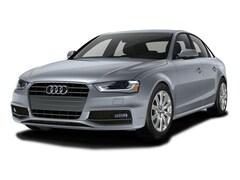 2016 Audi A4 2.0T Premium Plus Sedan