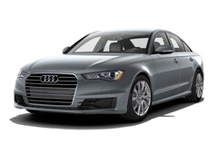 2016 Audi A6 2.0T Premium Plus w Navigation and s Line Sport pa Sedan