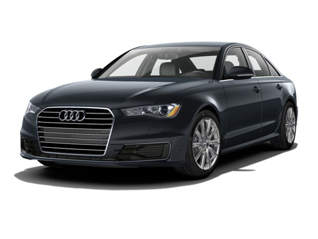 2016 Audi A6 3.0T Quattro Premium Plus AWD 3.0T quattro Premium Plus  Sedan