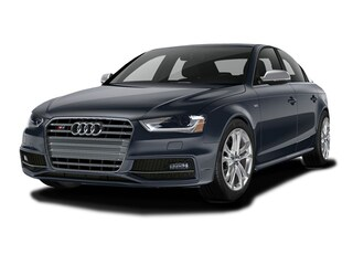 2016 Audi S4 3.0T Premium Plus Sedan