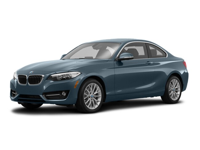 2016 BMW 228i w/SULEV Coupe