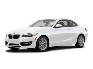 Used 2016 BMW 228i Coupe Coupe in Houston