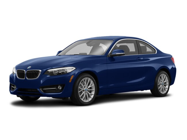 Certified Pre Owned 2016 BMW 228i xDrive Coupe Shrewsbury