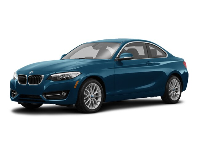Certified Pre-owned 2016 BMW 2 Series 228i Xdrive Coupe for sale in Glenmont, NY