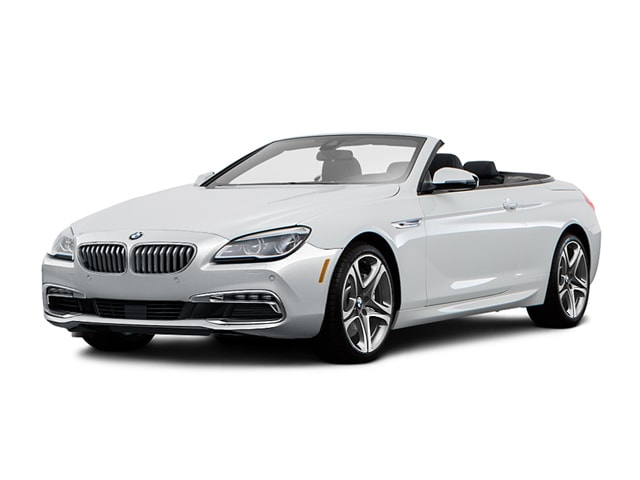 2016 BMW 650i convertible sports car