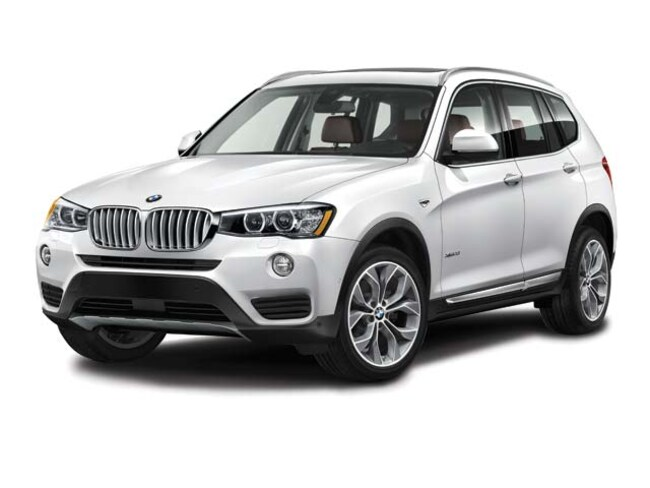 2016 BMW X3 AWD  Xdrive28i SUV
