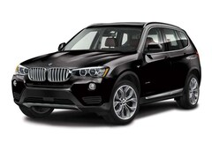 Certified Pre-Owned 2016 BMW X3 xDrive28i SUV for Sale in Schaumburg, IL at Patrick BMW