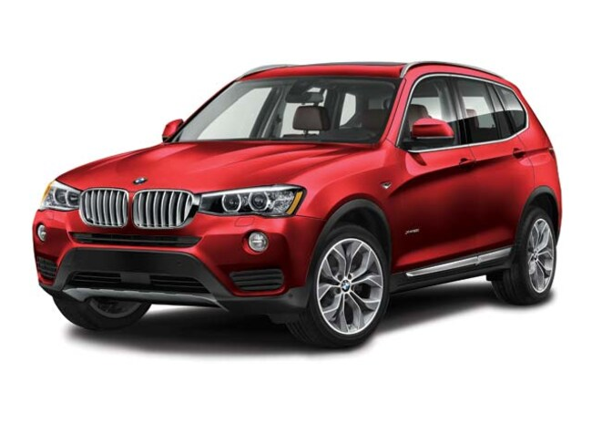 2016 Certified Used BMW X3 SAV XDrive28i Melbourne Red For Sale