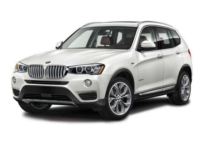 Certified Pre Owned 2016 BMW X3 Xdrive28i SUV For Sale Grand Blanc, MI