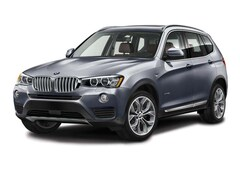 Used 2016 BMW X3 xDrive28i SAV Burlington, Vermont
