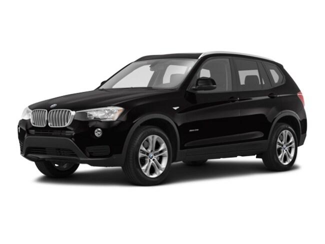 2016 BMW X3 xDrive35i SAV