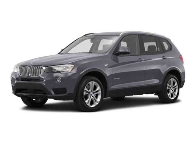 Certified 2016 BMW X3 Xdrive35i SUV Colorado Springs