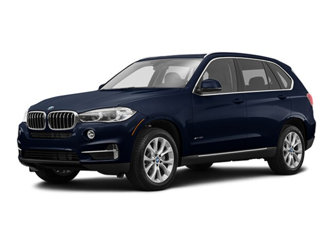 Certified Pre-Owned 2016 BMW X5 xDrive50i SAV Anchorage, AK