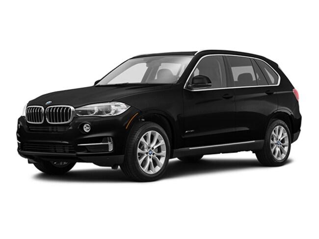 2016 BMW X5 Xdrive50i SUV
