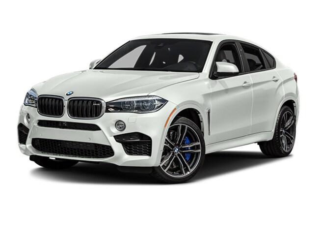 2016 BMW X6 M Sport Utility