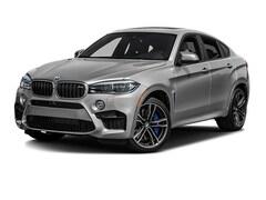 Used 2016 BMW X6 M SAV Utica