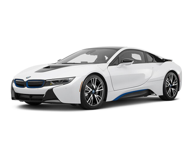 Certified Used 2016 Bmw I8 Coupe For Sale Medford Or Lithia Auto