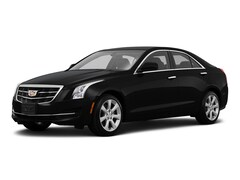 2016 Cadillac ATS 2.0L Turbo Luxury Sedan