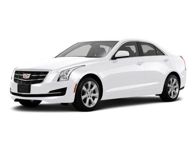 Used 2016 Cadillac ATS For Sale at Mazda of West Ridge | VIN:  1G6AH5RX2G0142745